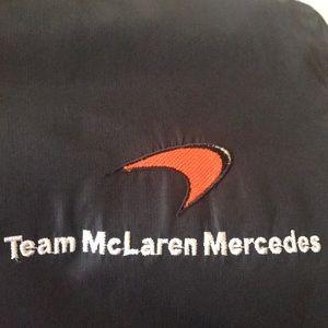 Team McLaren Mercedes Jacket ♥️♥️♥️
